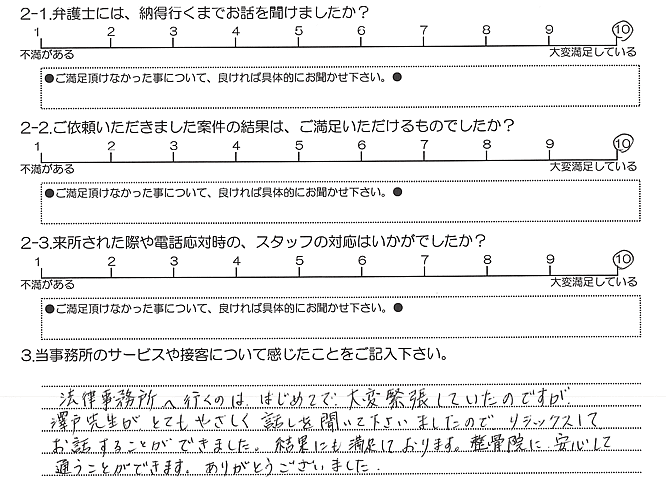 アンケート20190405