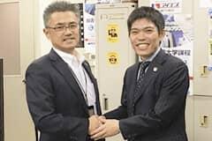 福岡県保険代理業協会佐々木博邦前会長
