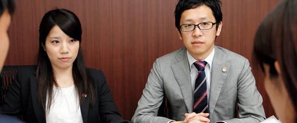 弁護士による相談イメージ
