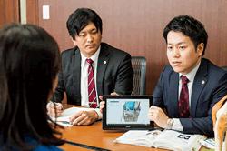 弁護士櫻井・江藤