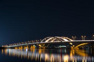 海の中道大橋